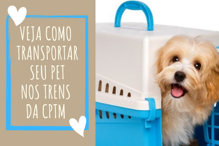 PETS NA CPTM